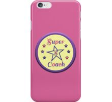 super coach iPhone Case/Skin