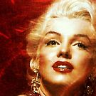 Tribute to Marilyn Monroe, by E. Giupponi by Elizabeth Giupponi