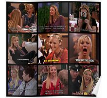 Phoebe Buffay Quotes #3 Poster