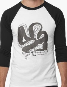 Life is strange Chloe Snake Men's Baseball ¾ T-Shirt