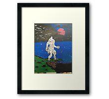 """Blood Moon..."" Framed Print"