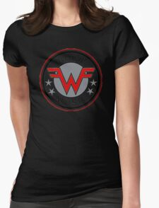 The King Of Nerd  Womens Fitted T-Shirt