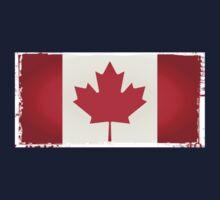 Canada One Piece - Short Sleeve