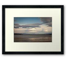 Dunalley Framed Print