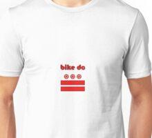 Bike DC Gear Flag Unisex T-Shirt