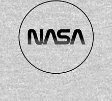 Modernized Nasa Log Unisex T-Shirt