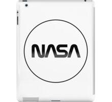 Modernized Nasa Log iPad Case/Skin