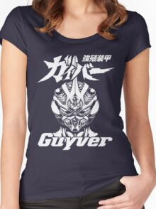 Bio Booster Armor Guyver Women's Fitted Scoop T-Shirt