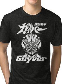 Bio Booster Armor Guyver Tri-blend T-Shirt
