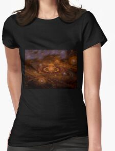 The Emanation of Wealth Womens Fitted T-Shirt