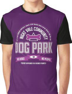 Night Vale Community Dog Park Graphic T-Shirt