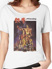 Tekken 1 King of Iron Fist Women's Relaxed Fit T-Shirt