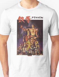 Tekken 1 King of Iron Fist Unisex T-Shirt