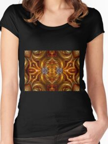The Ethereal Mechanism Women's Fitted Scoop T-Shirt