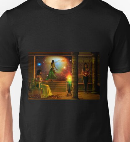 sacred journey to another world  UP DATED T-Shirt
