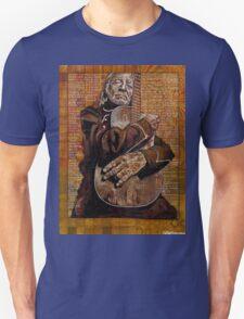 Willie's Guitar Unisex T-Shirt