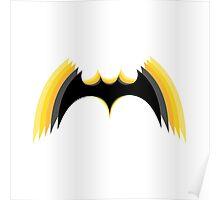 Bat design  Poster