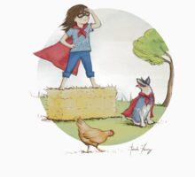 Supergirl Kids Tee