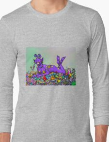 Sclera Irisanian and Stuff  Long Sleeve T-Shirt