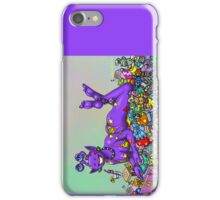 Sclera Irisanian and Stuff  iPhone Case/Skin