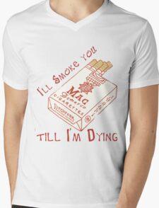 mac demarco 03 Mens V-Neck T-Shirt