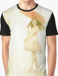 A little fall of rain Graphic T-Shirt