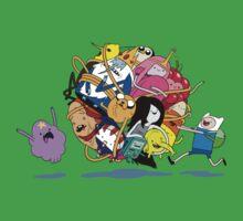 It's Adventure Time !! Baby Tee