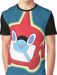 Kawaii RotomDex Graphic T-Shirt