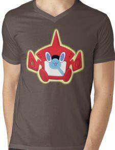 Kawaii RotomDex Mens V-Neck T-Shirt