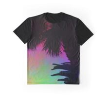 Palm Silhouette Graphic T-Shirt
