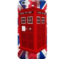 Police Call Box iPhone Case/Skin