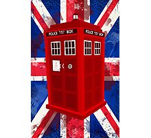 Police Call Box Photographic Print