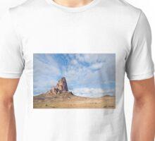Evening Light on Agathla Peak Unisex T-Shirt