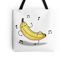 Dancing Banana Tote Bag