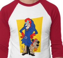 Dastardly & Muttley Men's Baseball ¾ T-Shirt
