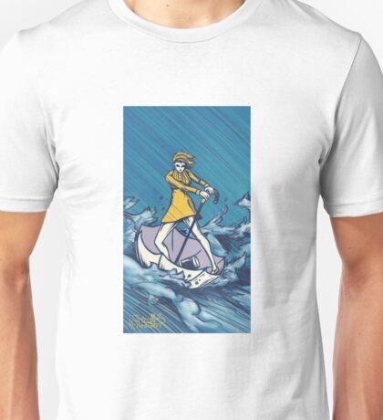 Morton Salt Girl Unisex T-Shirt