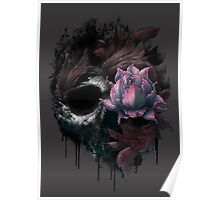 Death Blooms Poster