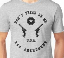 Don't Tread On Me (2nd Amendment) Unisex T-Shirt