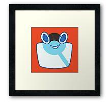 Rotom! Framed Print