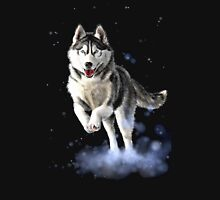 SIBERIAN HUSKY RUN Unisex T-Shirt