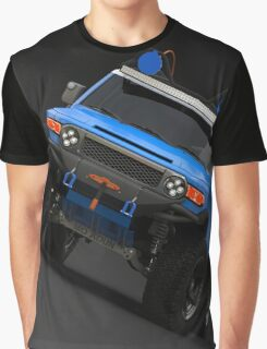 FJ CRUISER BLUE Graphic T-Shirt