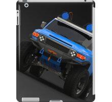 FJ CRUISER BLUE iPad Case/Skin