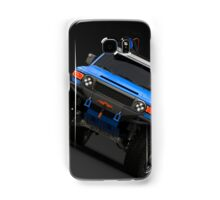 FJ CRUISER BLUE Samsung Galaxy Case/Skin