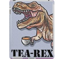 Tea-Rex  iPad Case/Skin