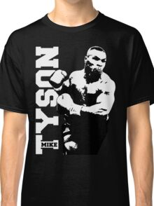 MIKE TYSON Prepare for Hit Classic T-Shirt