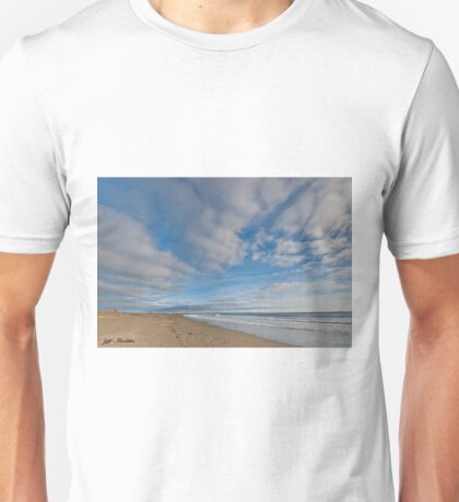 Pacific Ocean at Damon Point Unisex T-Shirt