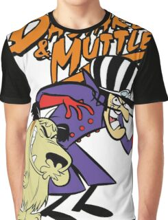Dastardly & Muttley Graphic T-Shirt