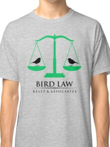 bird law Classic T-Shirt