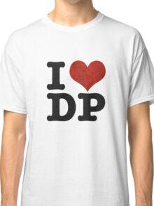 I heart DP on white Classic T-Shirt