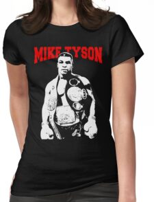 Mike Tyson With Trophy T-Shirt